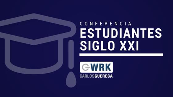 Estudiantes Siglo XXI - Carlos Güereca