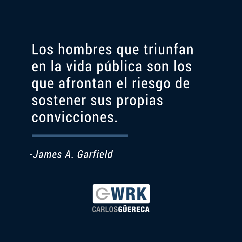 James Garfield-Carlos Güereca