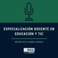 Educación y Tic - Carlos Güereca