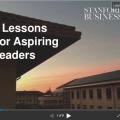 7 Lecciones de Liderazgo - CWRK